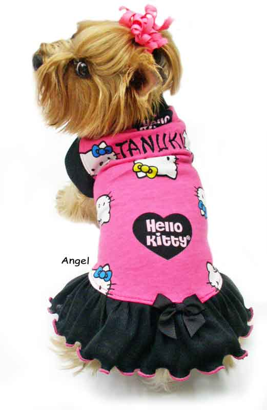 Hello Kitty dog clothes