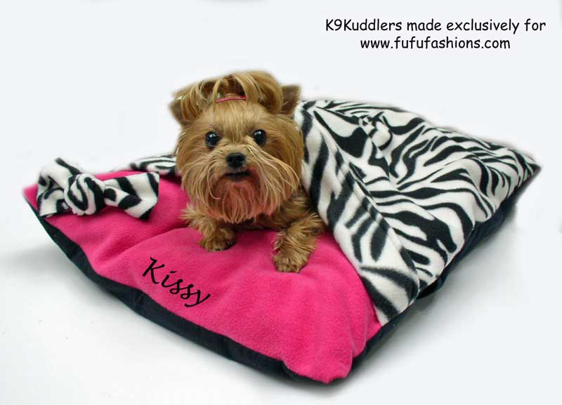 kissy kuddler for dogs