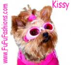 Kissy dog clothes